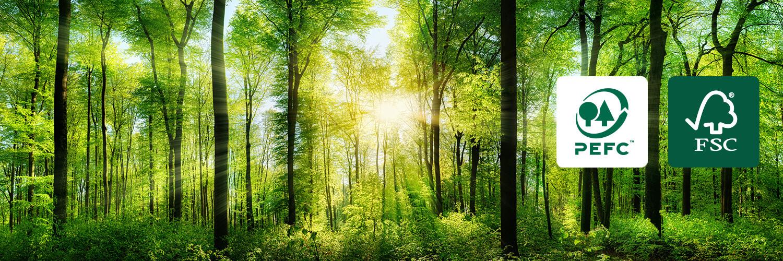 Unserer Umwelt zuliebe